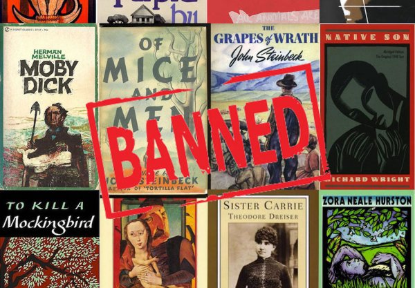 The Most Controversial Books of All Time